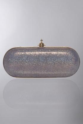 Clutch glitterata - Vivienne Westwood - Noleggio Drexcode - 1
