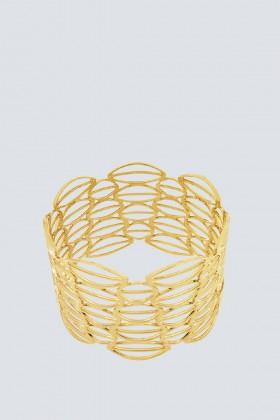 Bracciale decò oro giallo - Natama - Vendita Drexcode - 1