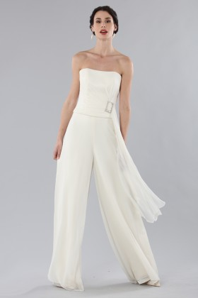 Completo bustier pantaloneDREXCODE Sposa