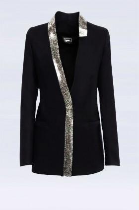 Giacca con cinturino in strass - Doris S. - Noleggio Drexcode - 2