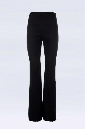 Pantalone nero a vita alta - Doris S. - Noleggio Drexcode - 1