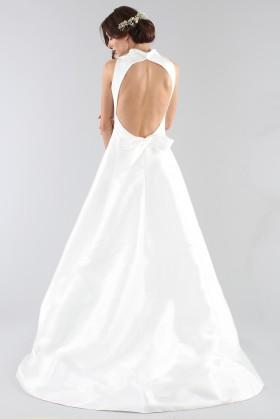 Abito da sposa con scollo e linea scivolata - Ilenia Sweet by Bellantuono - Noleggio Drexcode - 2