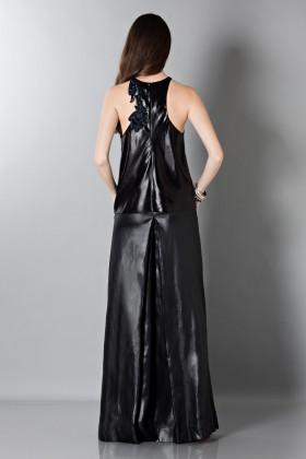 Pantalone in pelle - Blumarine - Vendita Drexcode - 2