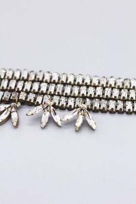 Bracciale con cristalli e pendenti - Tataborello - Vendita Drexcode - 2
