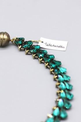 Collana con cristalli multicolori - Tataborello - Vendita Drexcode - 2