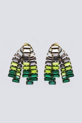 Pendenti in ottone e cristalli - Tataborello - Vendita Drexcode - 1
