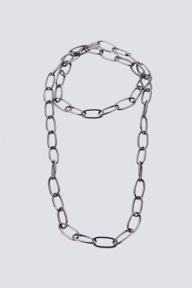 Collana con ovali - Federica Tosi - Vendita Drexcode - 1