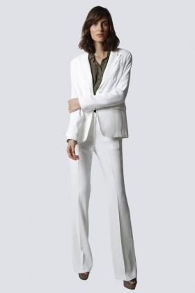 Tailleur bianco - Giuliette Brown - Vendita Drexcode - 1