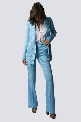 Tailleur pajamas - Giuliette Brown - Noleggio Drexcode - 1