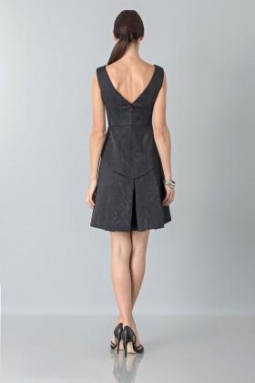 Mini abito con ricamo floreale - Antonio Marras - Vendita Drexcode - 2
