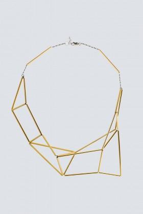 Collana snodata in oro - Noshi - Noleggio Drexcode - 1