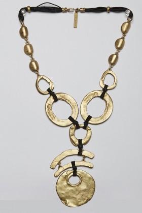 Collana con ciondoli e pendenti - Alberta Ferretti - Noleggio Drexcode - 1