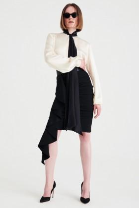 Completo camicia e gonna con rouches - Redemption - Vendita Drexcode - 2