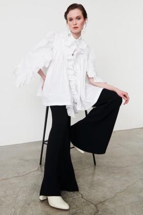 Completo camicia con rouches e pantalone - Redemption - Noleggio Drexcode - 1