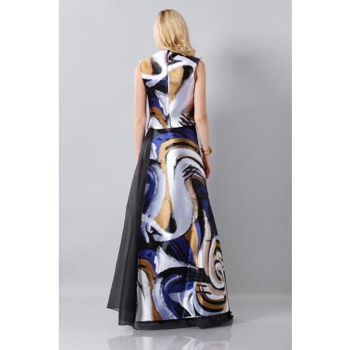 Vendita Abbigliamento Usato FIrmato - Top con toni a contrasto - Vionnet - Drexcode -3