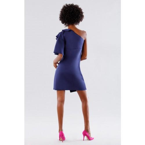 Vendita Abbigliamento Usato FIrmato - Abito con rouches - Paule Ka - Drexcode -4
