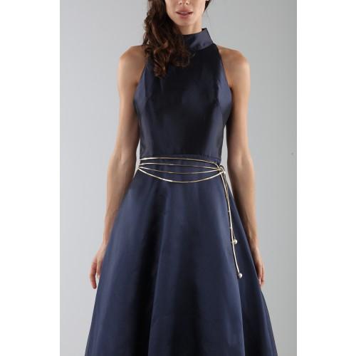 Vendita Abbigliamento Usato FIrmato - Cintura con chiusura perla - Rosantica - Drexcode -1