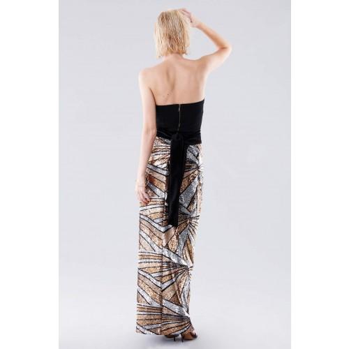 Vendita Abbigliamento Usato FIrmato - Gonna con pattern multipaillettes - Drexcode - Drexcode -1