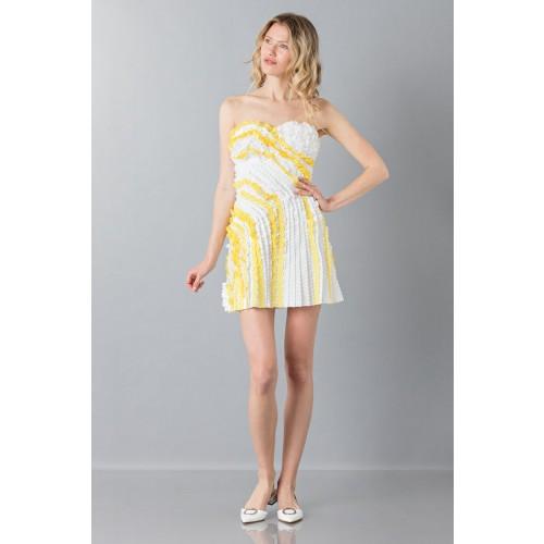 Vendita Abbigliamento Usato FIrmato - Abito con smerli - Nina Ricci - Drexcode -5