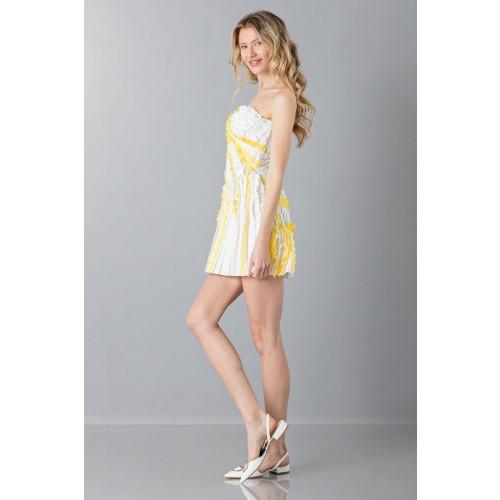 Vendita Abbigliamento Usato FIrmato - Abito con smerli - Nina Ricci - Drexcode -2