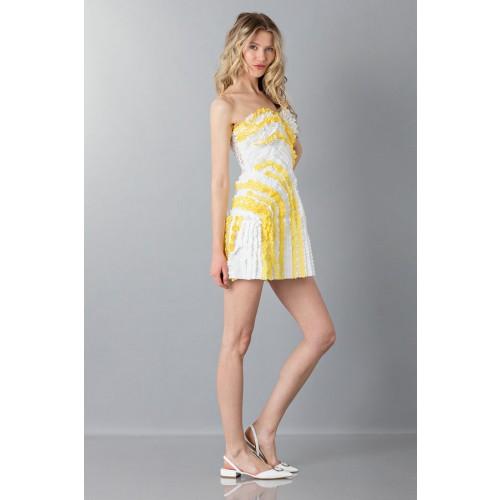 Vendita Abbigliamento Usato FIrmato - Abito con smerli - Nina Ricci - Drexcode -1