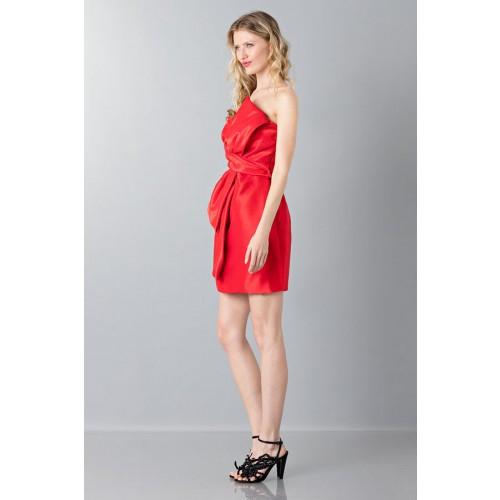 Vendita Abbigliamento Usato FIrmato - Bustier in seta - Moschino - Drexcode -1