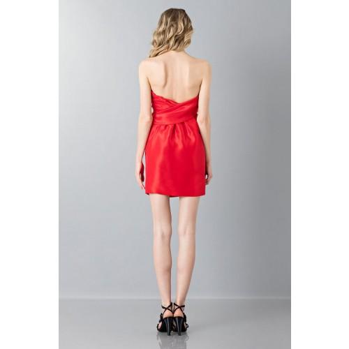 Vendita Abbigliamento Usato FIrmato - Bustier in seta - Moschino - Drexcode -4