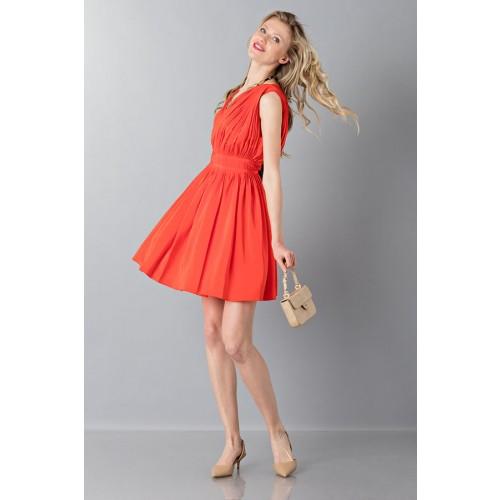 Vendita Abbigliamento Usato FIrmato - Tunica in seta - Vionnet - Drexcode -2