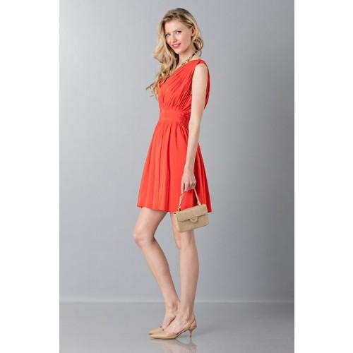 Vendita Abbigliamento Usato FIrmato - Tunica in seta - Vionnet - Drexcode -6