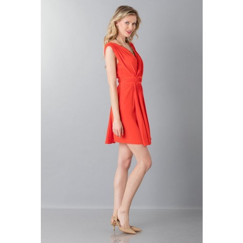 Vendita Abbigliamento Usato FIrmato - Tunica in seta - Vionnet - Drexcode -4