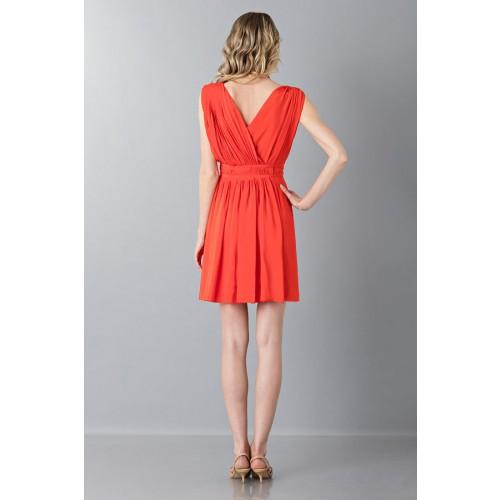 Vendita Abbigliamento Usato FIrmato - Tunica in seta - Vionnet - Drexcode -5