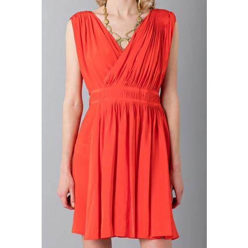 Vendita Abbigliamento Usato FIrmato - Tunica in seta - Vionnet - Drexcode -1