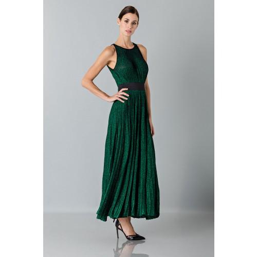 Vendita Abbigliamento Usato FIrmato - Abito lamè - Blumarine - Drexcode -3