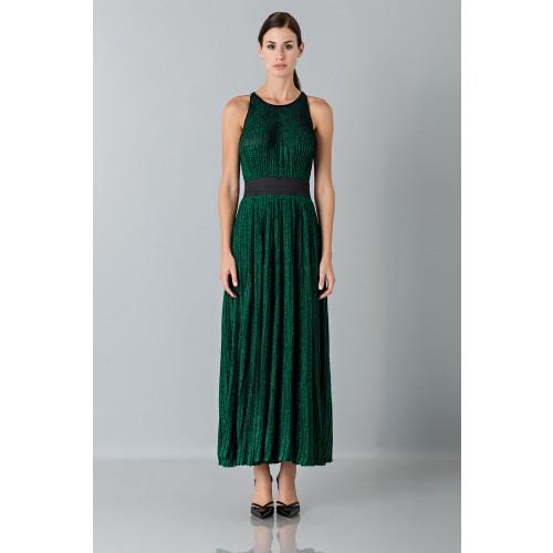 Vendita Abbigliamento Usato FIrmato - Abito lamè - Blumarine - Drexcode -2
