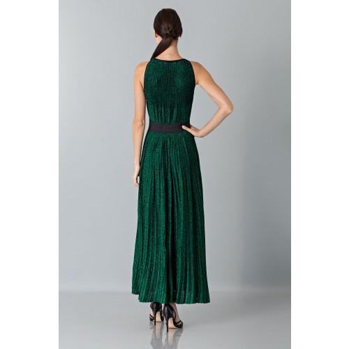 Vendita Abbigliamento Usato FIrmato - Abito lamè - Blumarine - Drexcode -4