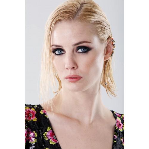 Vendita Abbigliamento Usato FIrmato - Ear cuff con applicazioni sferiche - Federica Tosi - Drexcode -2