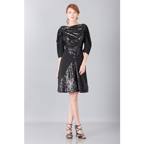 Vendita Abbigliamento Usato FIrmato - Abito in paillettes - Vivienne Westwood - Drexcode -5