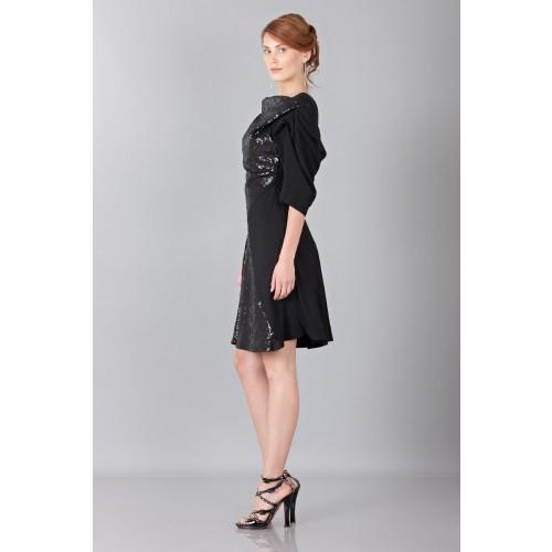 Vendita Abbigliamento Usato FIrmato - Abito in paillettes - Vivienne Westwood - Drexcode -7