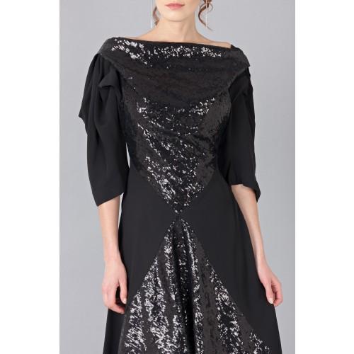 Vendita Abbigliamento Usato FIrmato - Abito in paillettes - Vivienne Westwood - Drexcode -3