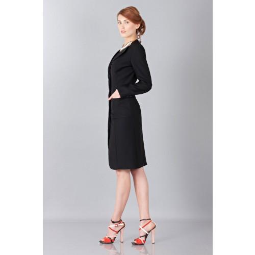 Vendita Abbigliamento Usato FIrmato - Abito smoking - Nina Ricci - Drexcode -5