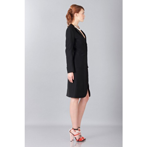 Vendita Abbigliamento Usato FIrmato - Abito smoking - Nina Ricci - Drexcode -1