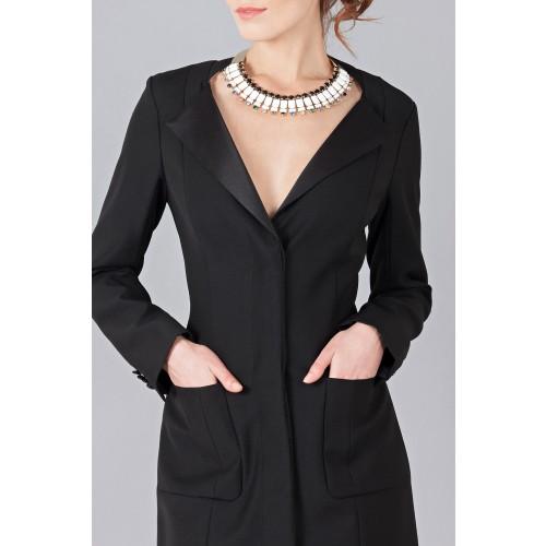 Vendita Abbigliamento Usato FIrmato - Abito smoking - Nina Ricci - Drexcode -3