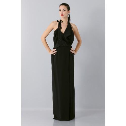 Vendita Abbigliamento Usato FIrmato - Abito con scollo asimmetrico - Vivienne Westwood - Drexcode -3