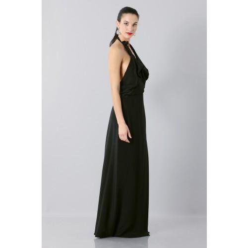 Vendita Abbigliamento Usato FIrmato - Abito con scollo asimmetrico - Vivienne Westwood - Drexcode -2
