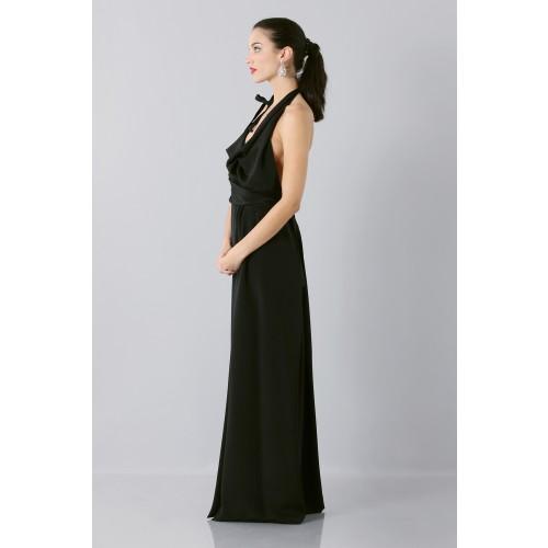 Vendita Abbigliamento Usato FIrmato - Abito con scollo asimmetrico - Vivienne Westwood - Drexcode -4