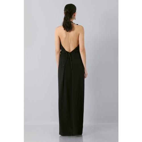 Vendita Abbigliamento Usato FIrmato - Abito con scollo asimmetrico - Vivienne Westwood - Drexcode -1