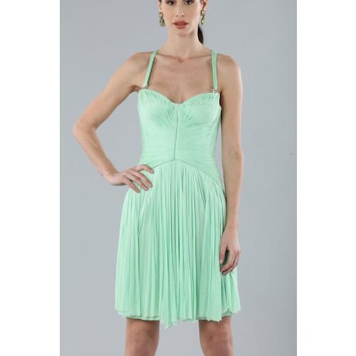 Vendita Abbigliamento Usato FIrmato - Bustier corto - Maria Lucia Hohan - Drexcode -10