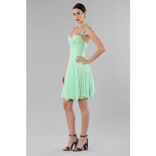 Vendita Abbigliamento Usato FIrmato - Bustier corto - Maria Lucia Hohan - Drexcode -12