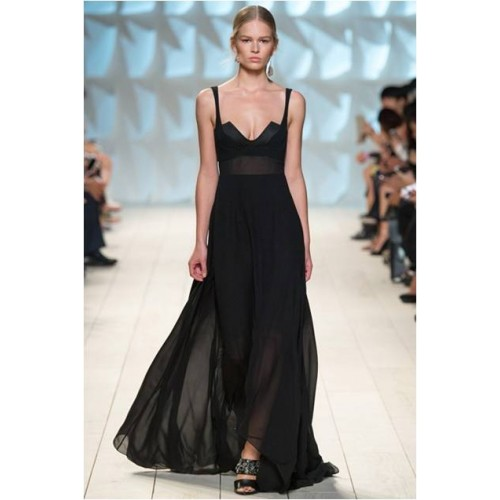 Vendita Abbigliamento Usato FIrmato - Abito lungo - Nina Ricci - Drexcode -1