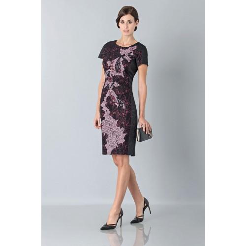 Vendita Abbigliamento Usato FIrmato - Abito con ricamo floreale - Antonio Marras - Drexcode -5